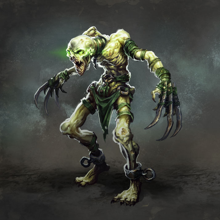 Упырь (Ghoul)