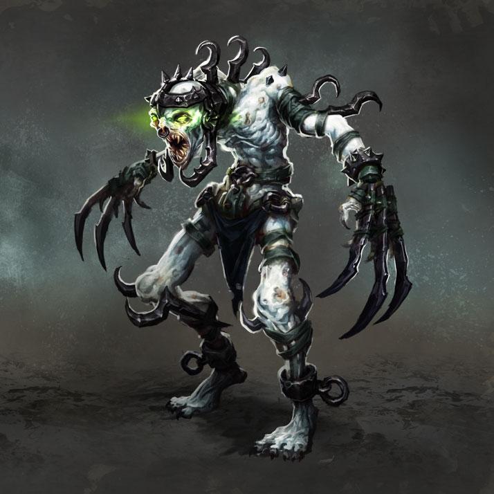 Ненасытные упыри (Ravenous Ghoul)