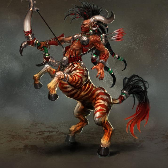 Боевые кентавры (Centaur Marauder)