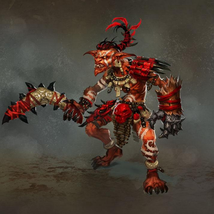 Гоблины-охотники (Goblin Hunter)