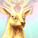 Солнечный олень (Sun Deer)