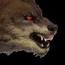 Свирепый волк (Dire Wolf)