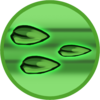 Листья-клинки