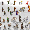 The Evolution of the Sorceress in Heroes of Might and Magic I-III