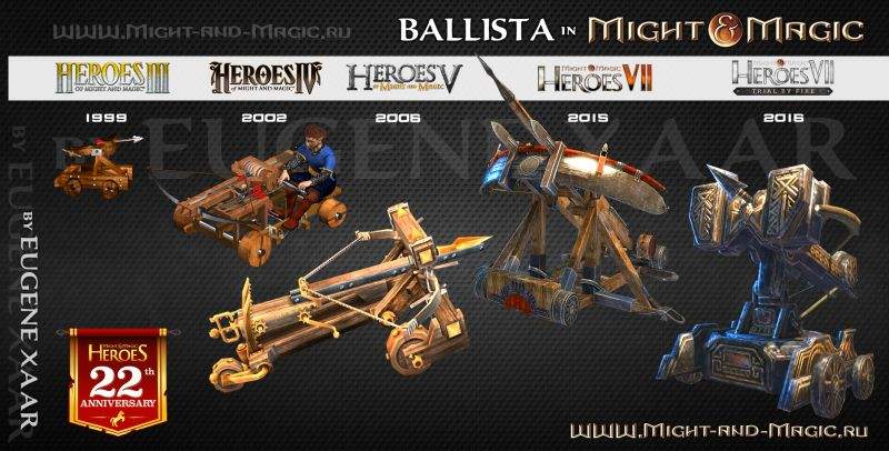 Ballista in Might and Magic