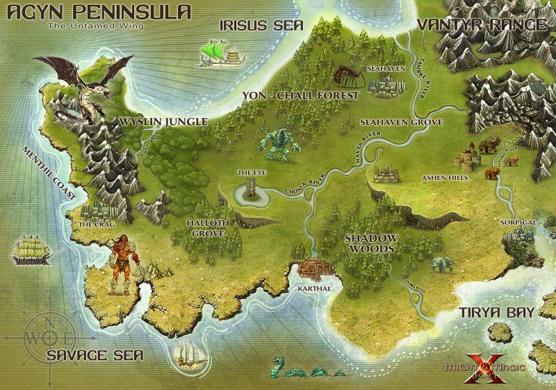 Agyn Peninsula