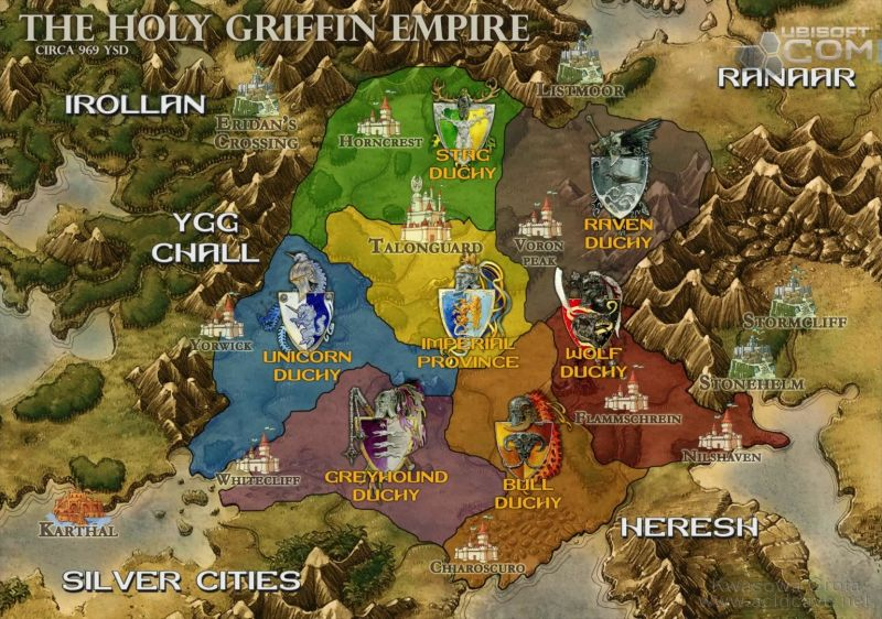 Ashan The Holy Griffin Empire