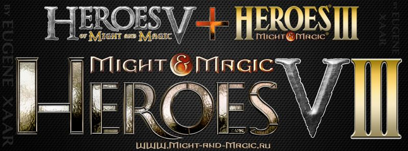 Might & Magic: Heroes 8 (VIII)