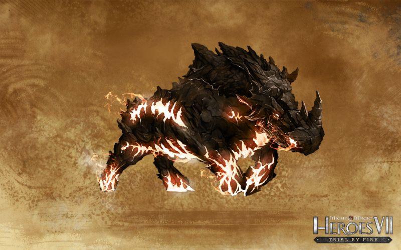 Лавовый элементаль