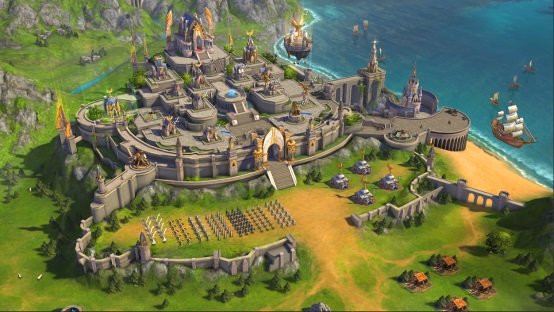 Might & Magic Heroes: Dynasty - 2019.06.04